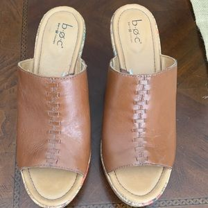 B.O.C Wedge Sandals